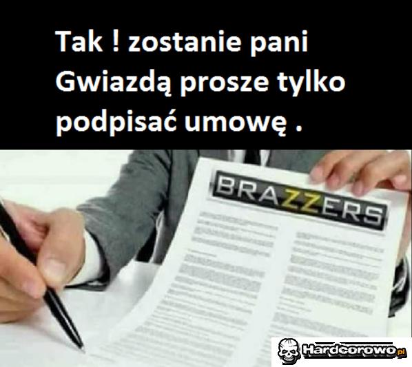Umowa - 1