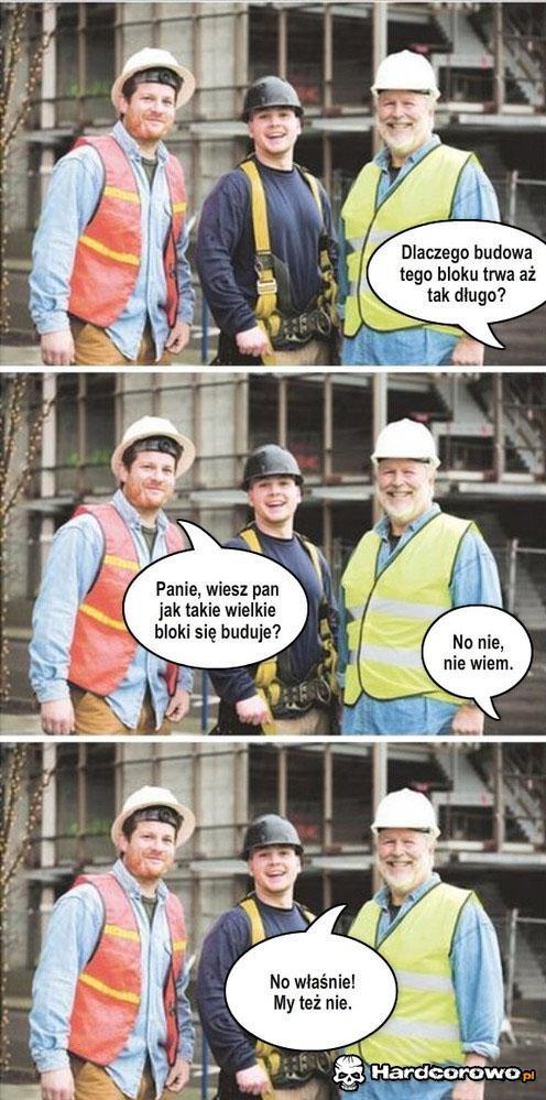Na budowie - 1