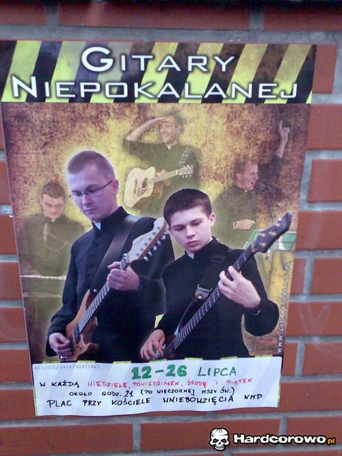 Gitary Niepokalanej - 1