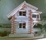 Domek z bali
