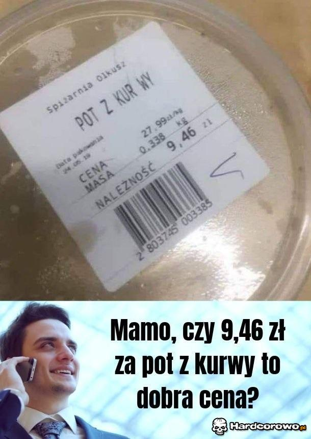 Kupowałem droższe - 1