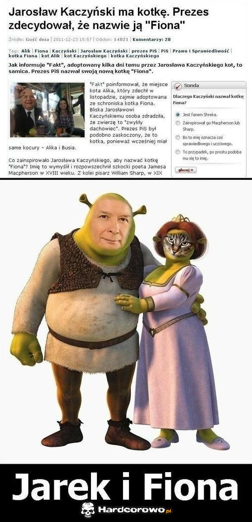 Jarek i Fiona - 1