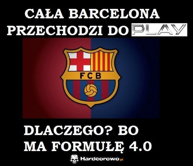 Barcelona w Play - 1