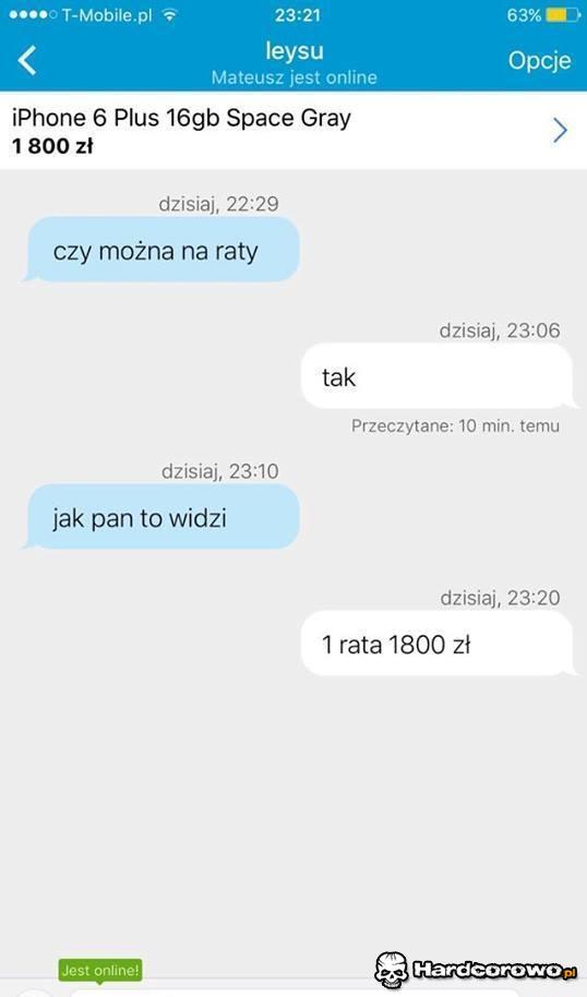 Raty - 1