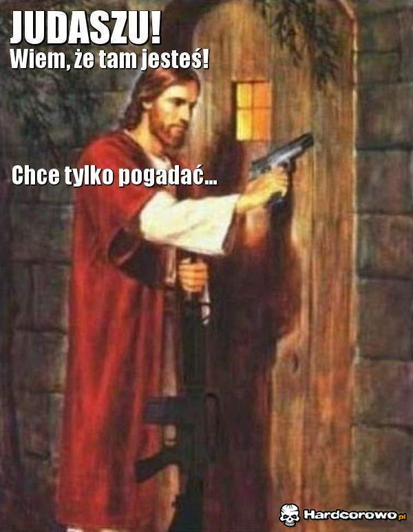 Judaszu! - 1