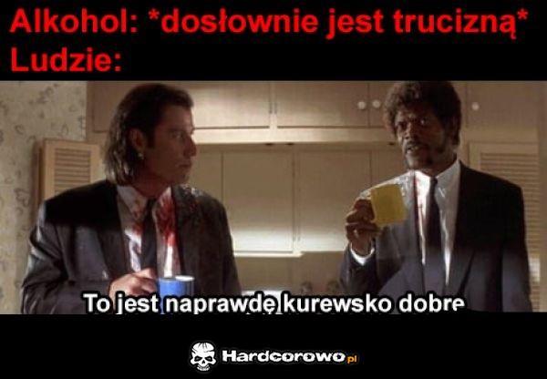 Alkohol - 1