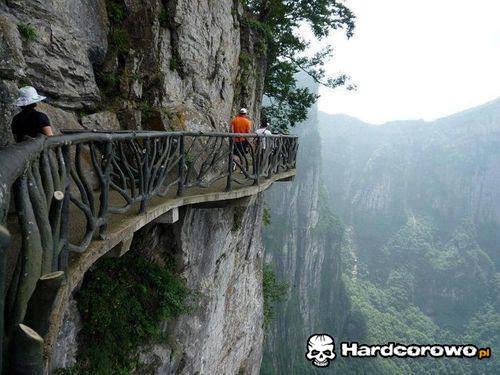 Turystyczny balkonik - 1