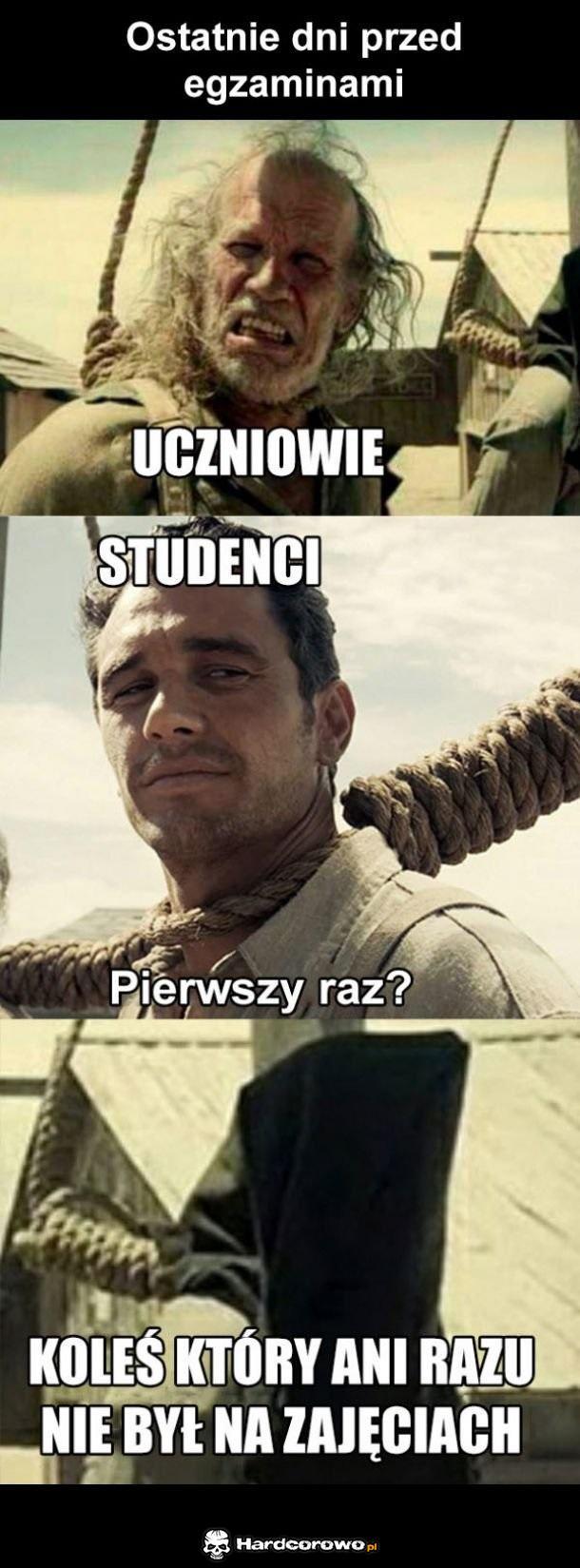 Egzaminy - 1