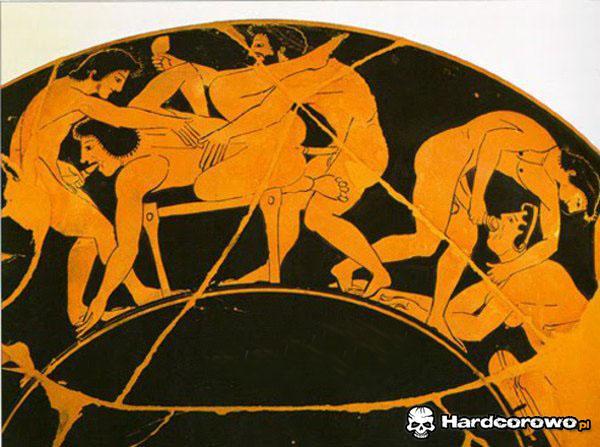 Видео секс в древнем стиле этом
