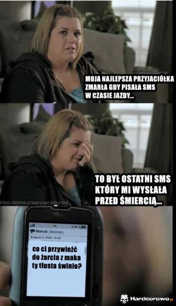 SMS - 1