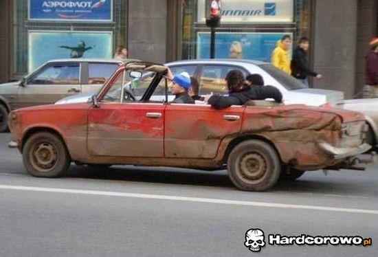 Kabrio na podryw - 1
