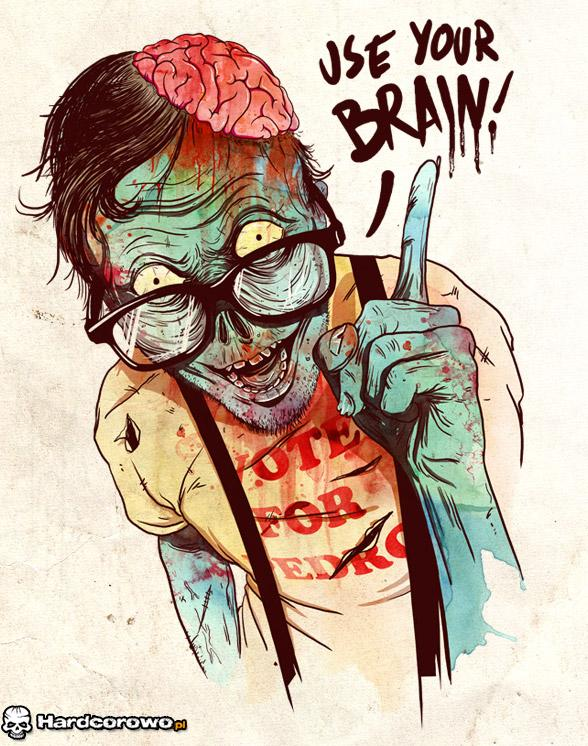 Use your brain! - 1