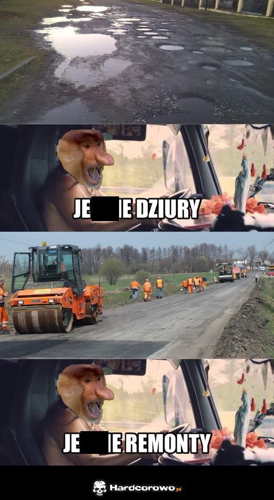 Na Polskich drogach - 1
