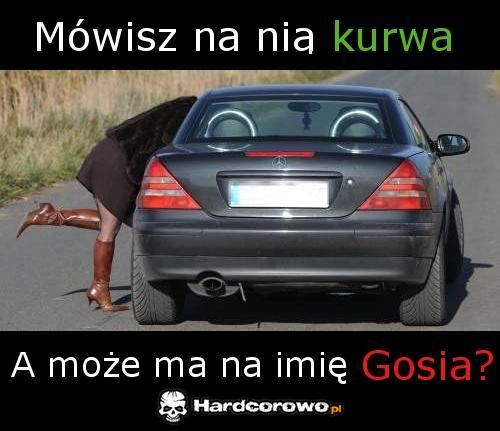Kurwa- Gosia - 1