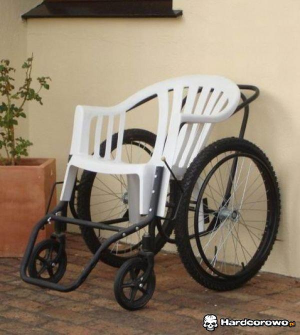 Zestaw wypoczynkowy dla niepełnosprawnych - 1