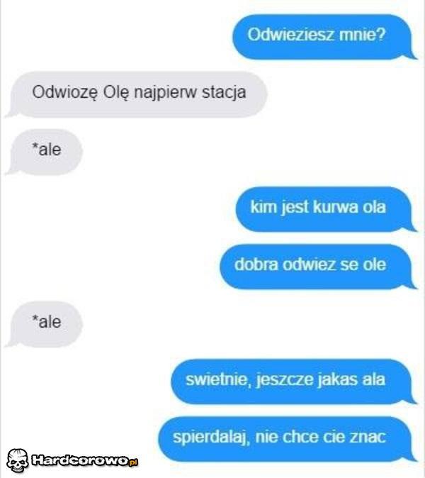 Odwózka - 1