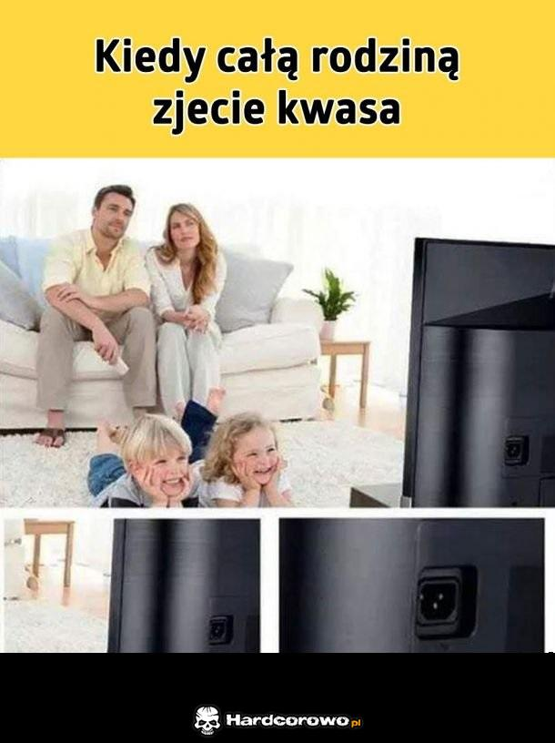 Szczęśliwa rodzina - 1