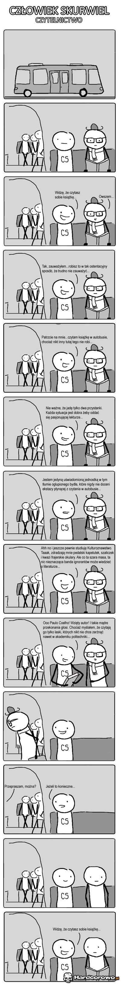 Czytelnictwo - 1