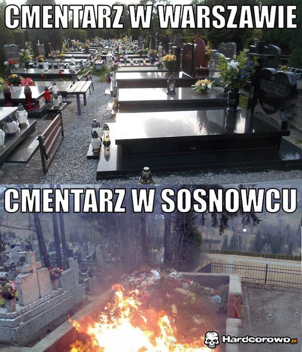 Cmentarze - 1