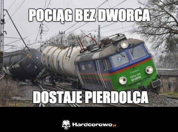 Pociąg bez dworca - 1