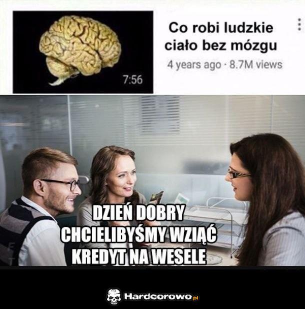 Ludzkie ciało bez mózgu - 1