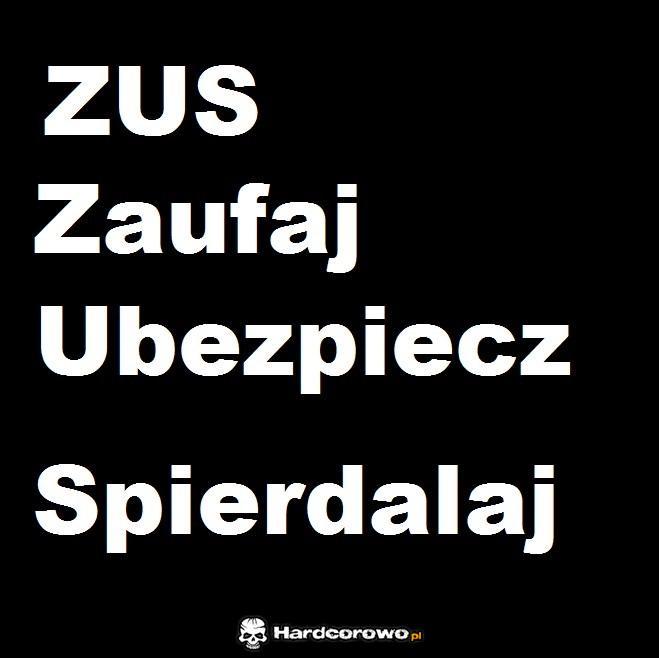 ZUS - 1
