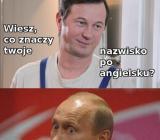 Putin vs Rysio 0:1