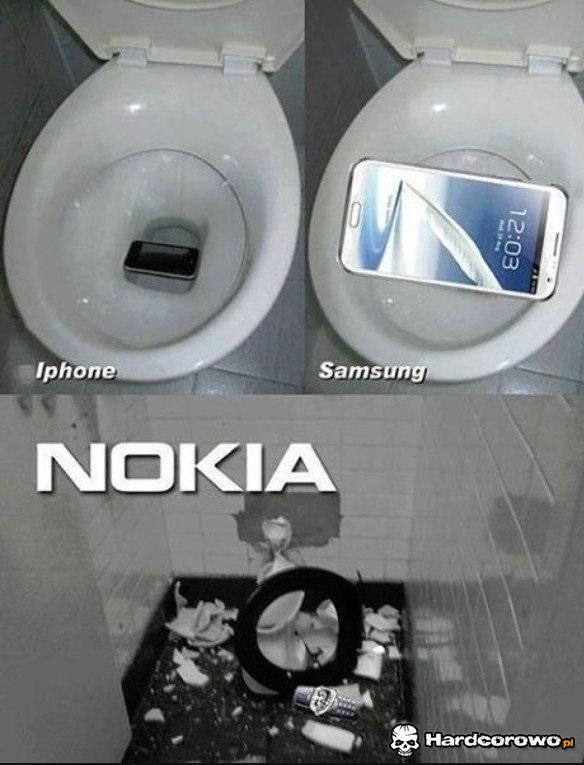 Porównanie telefonów - 1