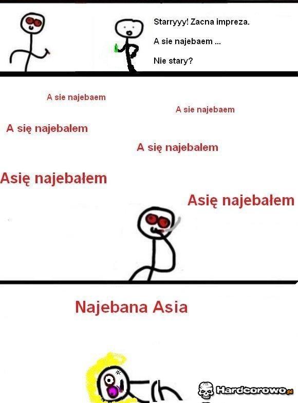Najebana Asia  - 1