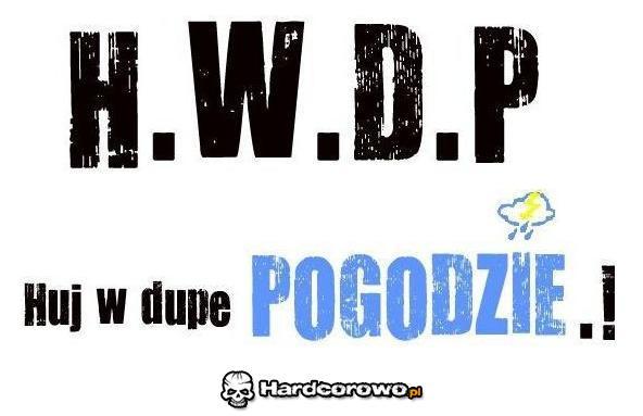 HWDP - 1