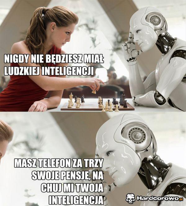 Ludzka inteligencja - 1