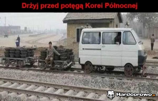 Korea Północna - 1