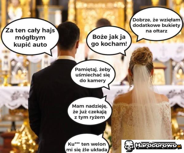 Ślub - 1