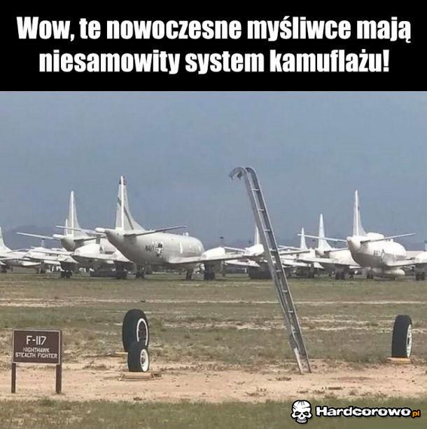 Te nowoczesne myśliwce - 1