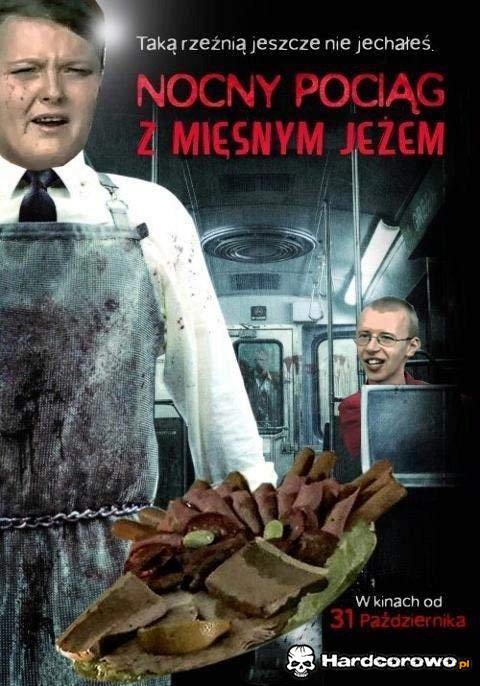 Nocny pociąg z mięsem - 1