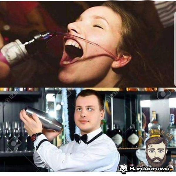 Barman polej - 1