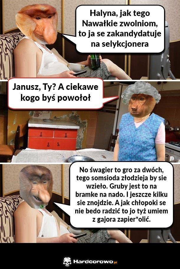 Janusz wie lepiej - 1