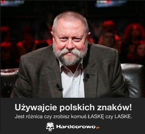 Polskie znaki - 1