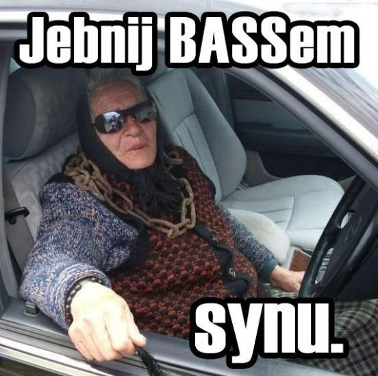 Jebnij bassem - 1