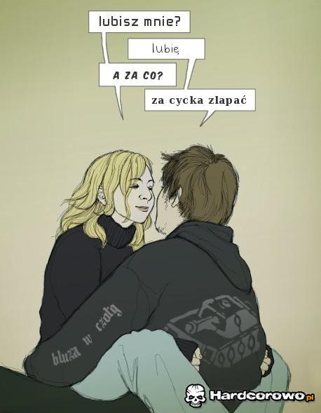 Lubisz mnie? - 1