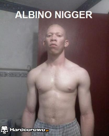 Albino Nigger - 1
