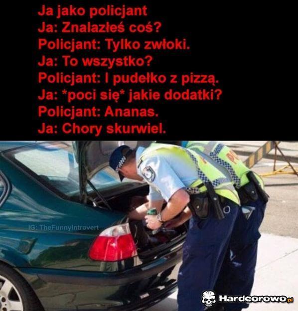 Kontrola Policyjna - 1