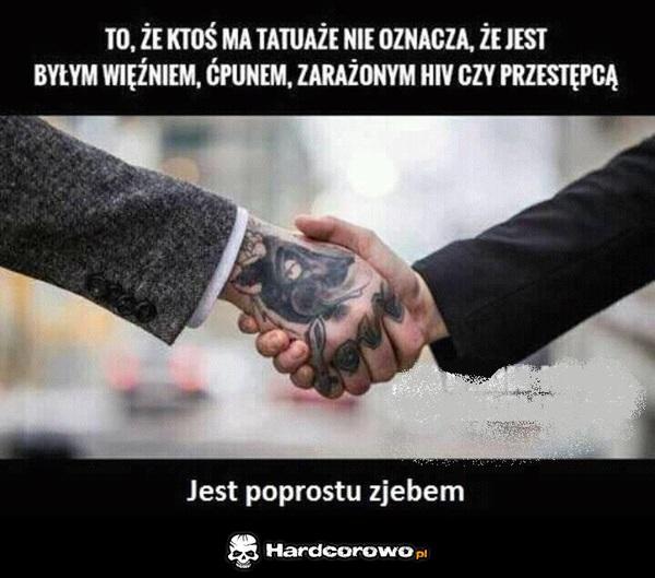 Tatuaże - 1
