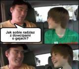 Bieber - mistrz ciętej riposty