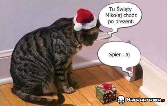 Święty Mikołaj - 1