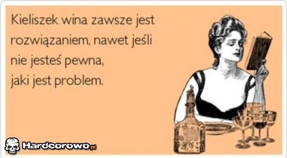 Kieliszek wina - 1