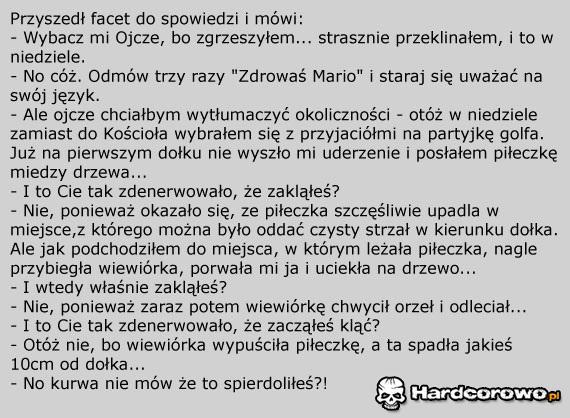 Spowiedź - 1