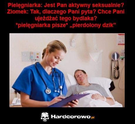 W szpitalu - 1