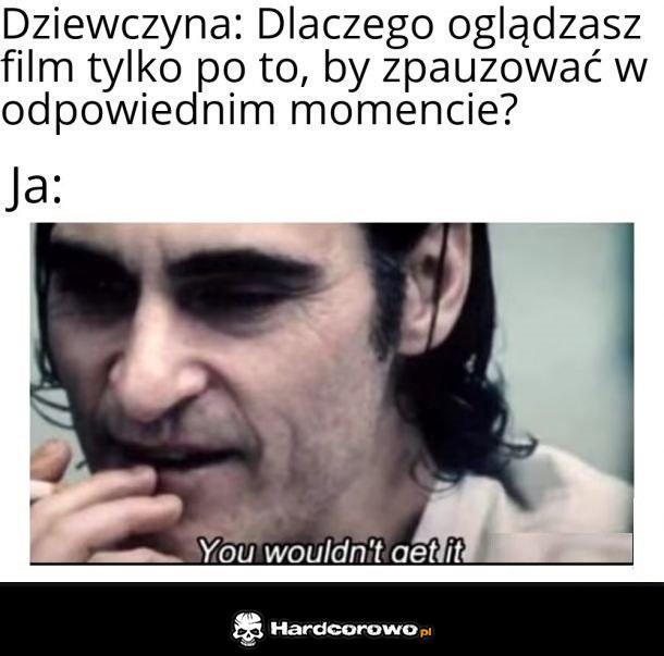 Nie zrozumiesz - 1