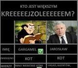 Gargamel VS Jarosław